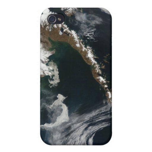 The Alaskan Peninsula and Aleutian Islands iPhone 4/4S Case