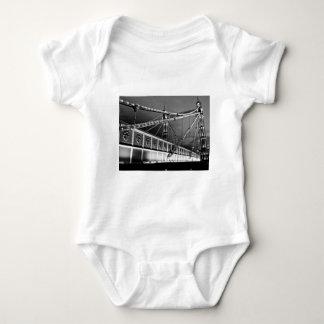 The Albert Bridge London Baby Bodysuit