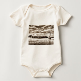 The Albert Bridge London Baby Bodysuit