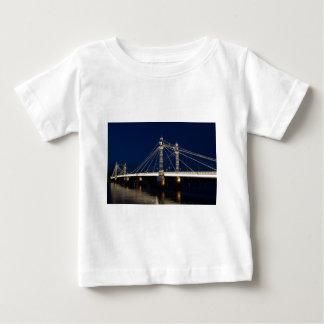 The Albert Bridge London Baby T-Shirt