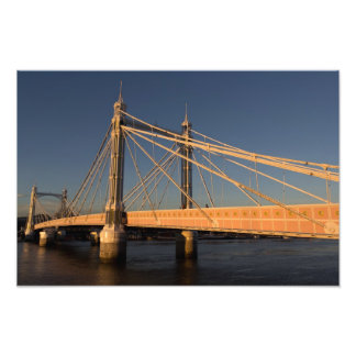 The Albert Bridge London Photo Art