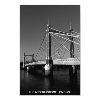 The Albert Bridge London Photo Print