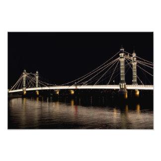 The Albert Bridge London Photograph