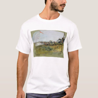 The Albert - First Stage, 900 yards, Bisley Camp, T-Shirt