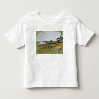The Albert - First Stage, 900 yards, Bisley Camp, Toddler T-Shirt