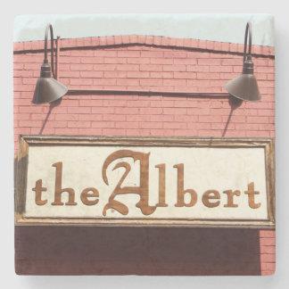 The Albert, Inman Park, Atlanta Marble Stone Coast Stone Coaster