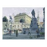 The Albertina, Vienna Post Card