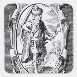 The Alchemist Geber Sticker