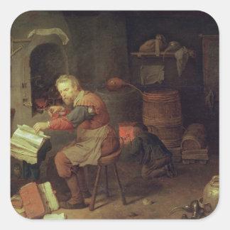 The Alchemist s Workshop Sticker