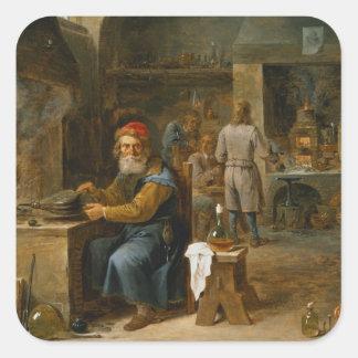 The Alchemist Sticker