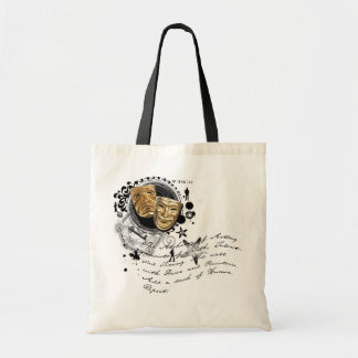 The Alchemy of Acting Budget Tote Bag