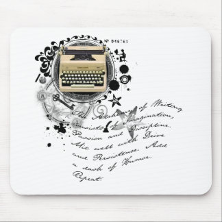 The Alchemy of Writing Mousepad