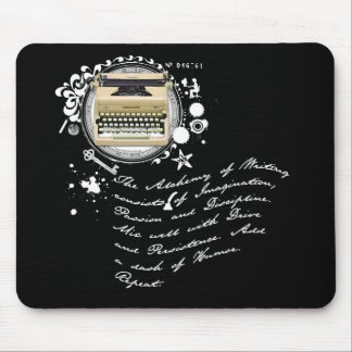The Alchemy of Writing Mousepads