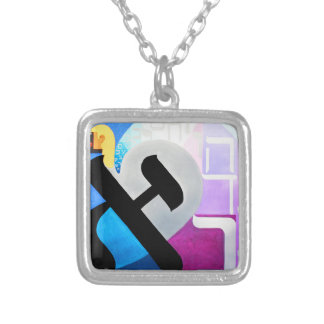 The Aleph Letter Necklaces