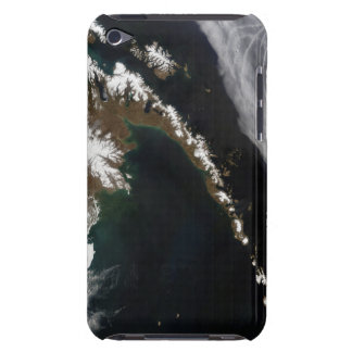 The Aleutian Islands and the Alaskan peninsula Barely There iPod Covers