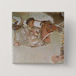 The Alexander Mosaic 15 Cm Square Badge