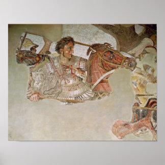 The Alexander Mosaic Poster