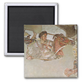 The Alexander Mosaic Square Magnet