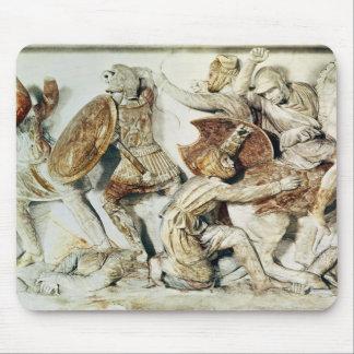 The Alexander Sarcophagus Mouse Mat