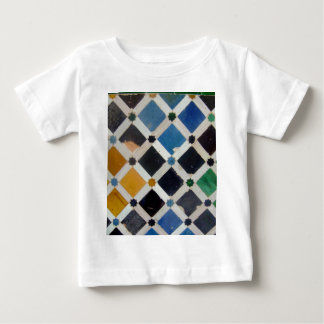 The Alhambra Andalusia Spain Baby T-Shirt