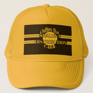 "The ""All Gold Everything"" Trucker Hat"