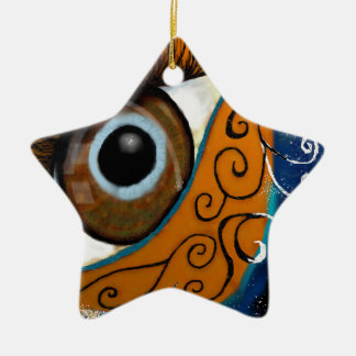 The All Seaing I Christmas Ornament