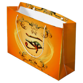 The all seeing eye large gift bag