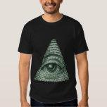 The All Seeing Eye Tee Shirts