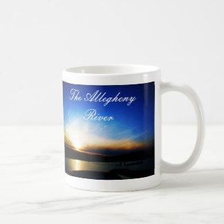THE ALLEGHENY RIVER mug