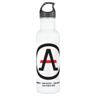 The ALLiance of the Libertarian Left of Hydration 710 Ml Water Bottle