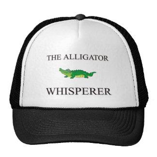 The Alligator Whisperer Cap