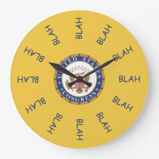 The (Almost) Official Congressional Clock