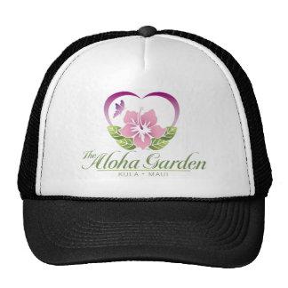 The Aloha Garden Logo Sm.jpg Trucker Hat