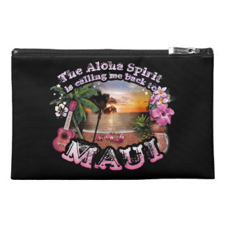 The Aloha Spirit is calling me back to Maui Travel Accessories Bag