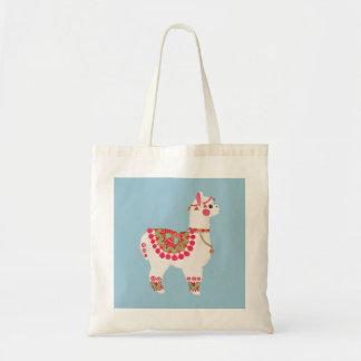 The Alpaca Budget Tote Bag