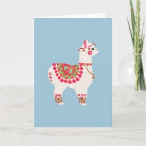 The Alpaca Card