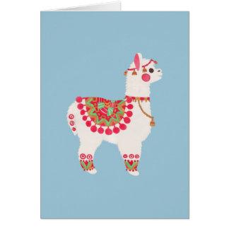 The Alpaca Card