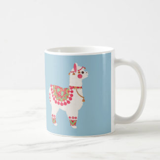 The Alpaca Coffee Mug