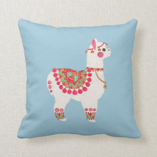 The Alpaca Cushion