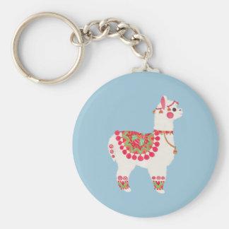 The Alpaca Key Ring