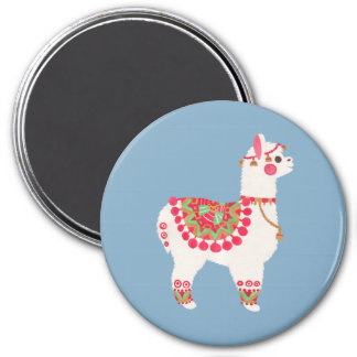 The Alpaca Magnet