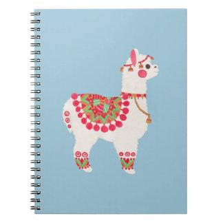 The Alpaca Notebooks