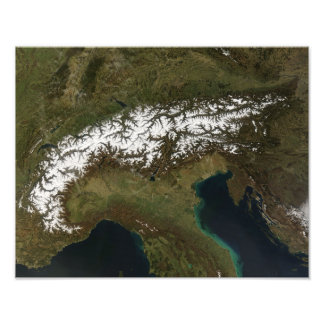 The Alps 3 Photograph