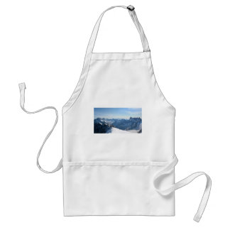 The Alps - magnificent! Apron