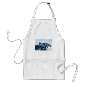 The Alps - magnificent! Aprons