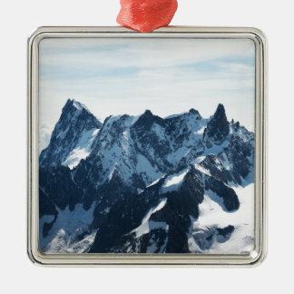 The Alps - magnificent! Ornaments