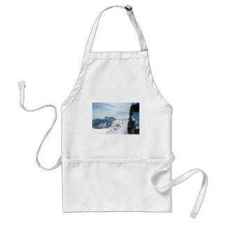 The Alps mountain range - Stunning! Aprons