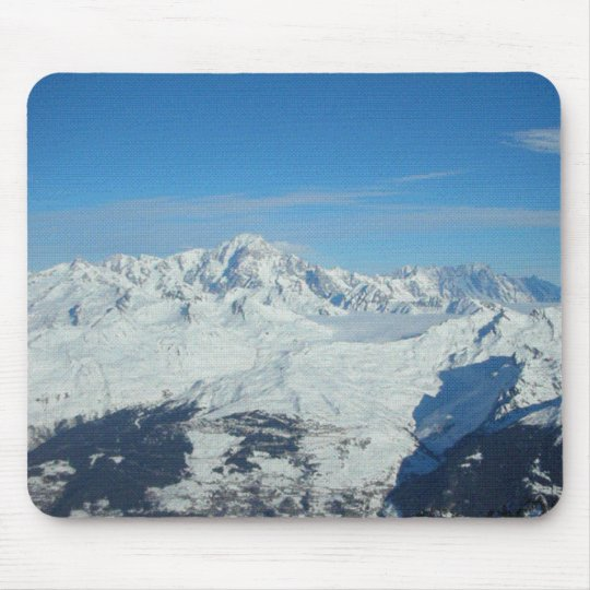 The Alps Mouse Mat