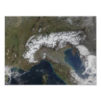 The Alps Photo Art