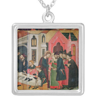 The Altarpiece of SS. Mark and Ania Silver Plated Necklace